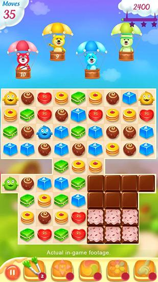 Cookie paradise screenshot 2