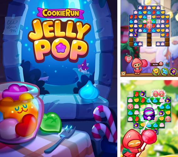 Cookie run: Jelly pop