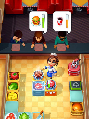 Jogue Cooking challenge: Make it fast para Android. Jogo Cooking challenge: Make it fast para download gratuito.