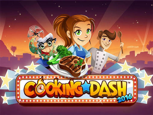 Cooking dash 2016 poster