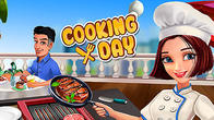 Cooking day: Top restaurant game APK