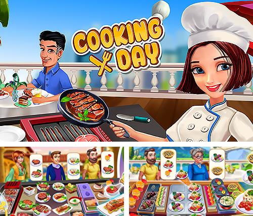 Cooking day: Top restaurant game