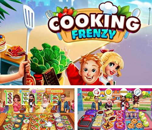 Cooking frenzy: Madness crazy chef
