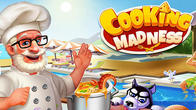 Cooking madness: A chef's restaurant games APK
