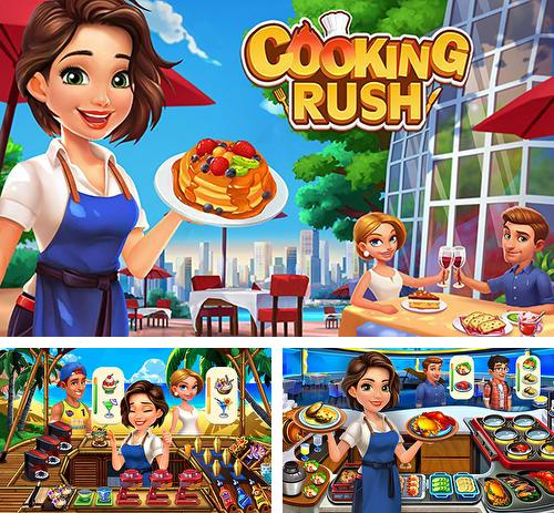 Cooking rush: Chef's fever