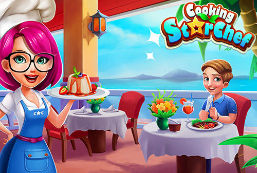 Cooking star chef: Order up! обложка