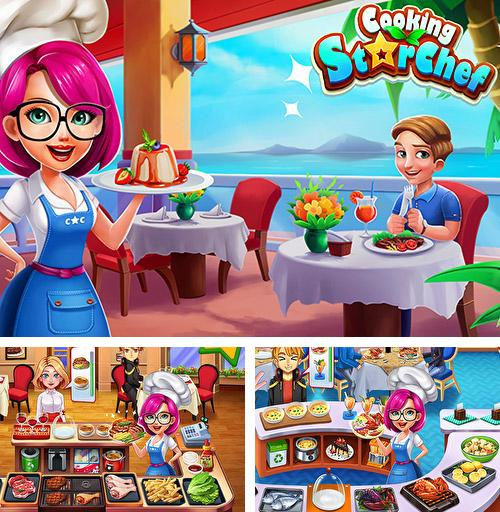 Cooking star chef: Order up!