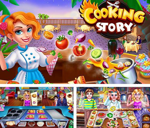 Cooking story crazy kitchen chef restaurant games