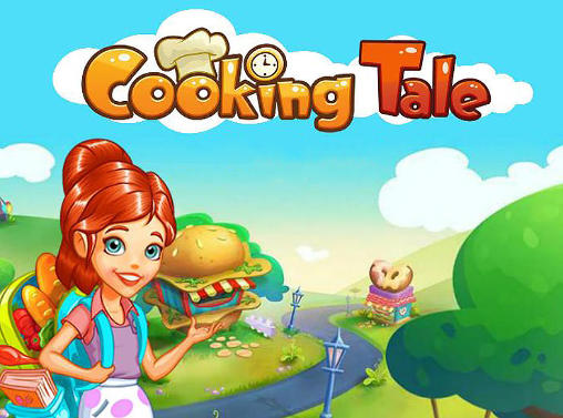 Cooking tale poster