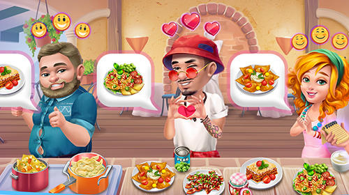 Гра Cooking up! Your culinary success! на Android - повна версія.