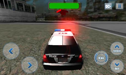 Cop duty: Simulator 3D screenshot 4