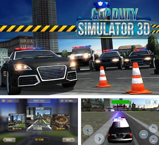 Cop duty: Simulator 3D