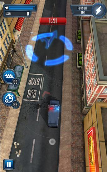Screenshots von Cops: On patrol für Android-Tablet, Smartphone.