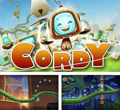 In addition to the game Cordy 2 for Android phones and tablets, you can also download Cordy for free.