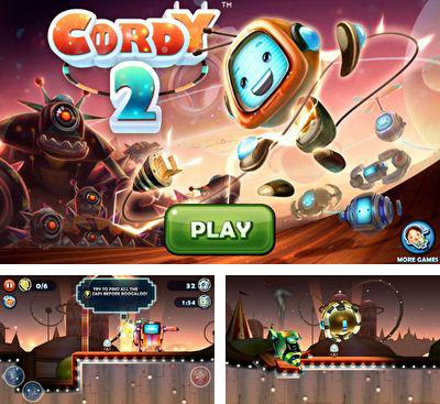 In addition to the game Cordy for Android phones and tablets, you can also download Cordy 2 for free.
