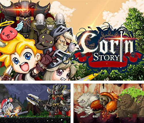 Corin story: Action RPG