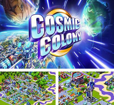 In addition to the game Fantasy Town for Android phones and tablets, you can also download Cosmic Colony for free.
