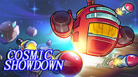 Cosmic showdown