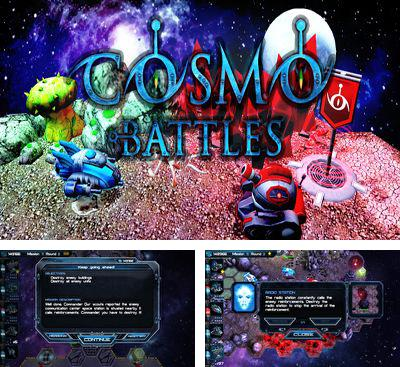 In addition to the game Dollywood Adventures for Android phones and tablets, you can also download Cosmo Battles for free.