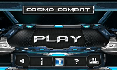 Download Cosmo Combat 3D Android free game.