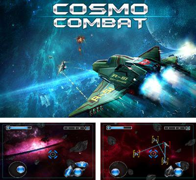 In addition to the game Yumby Toss for Android phones and tablets, you can also download Cosmo Combat 3D for free.