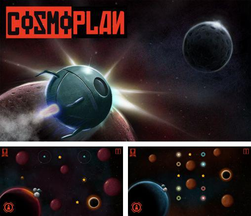 Cosmoplan: A space puzzle