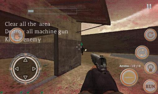 Screenshots von Counter: Army force für Android-Tablet, Smartphone.