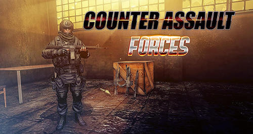 Counter assault forces poster
