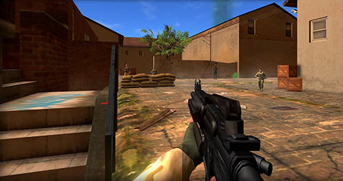 Counter assault forces screenshot 1
