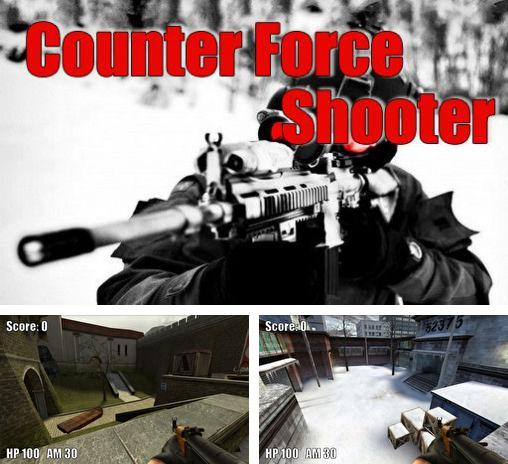 In addition to the game Big air war for Android phones and tablets, you can also download Counter force shooter for free.