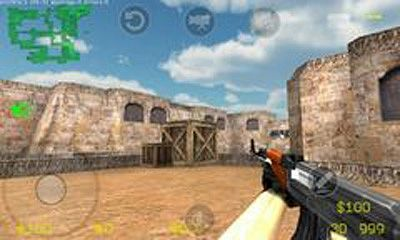 Jogue Counter Strike 1.6 para Android. Jogo Counter Strike 1.6 para download gratuito.