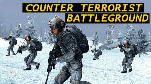 Counter terrorist battleground: FPS shooting game обложка