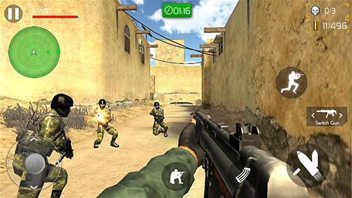 Counter terrorist mission for Android - Download APK free