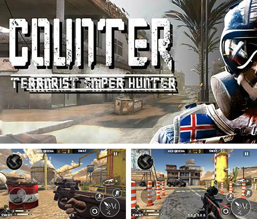 In addition to the game Hero hunters for Android phones and tablets, you can also download Counter terrorist: Sniper hunter for free.