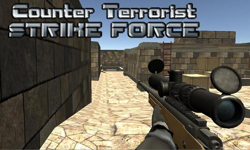 Counter terrorist strike force poster