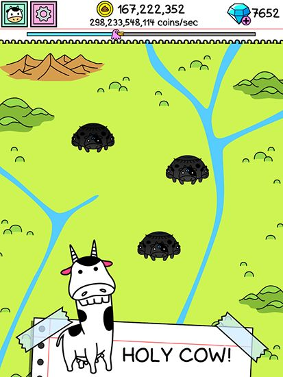 Cow evolution: The mootation screenshot 2