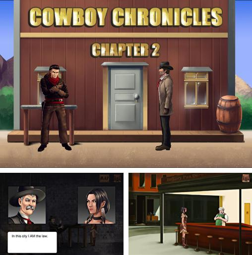 Cowboy chronicles: Chapter 2