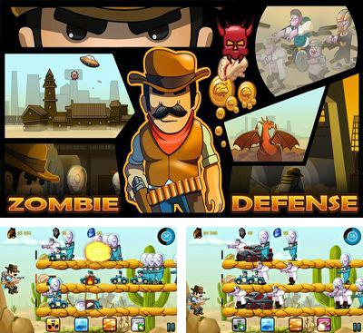 In addition to the game Boogiemons for Android phones and tablets, you can also download Cowboy Jed: Zombie Defense for free.