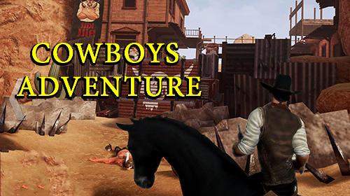 Cowboys adventure poster
