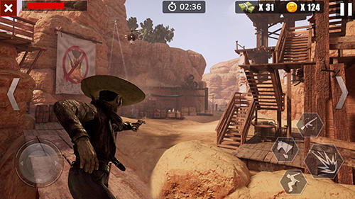 Cowboys adventure screenshot 1