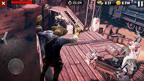 Cowboys adventure screenshot 2