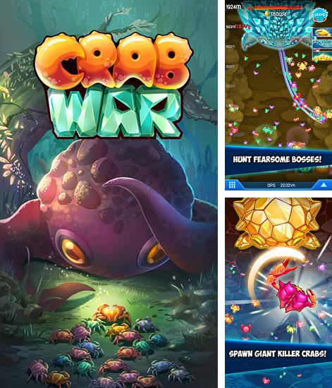 In addition to the game Crab war for Android, you can download other free Android games for BRAVIS A501 BRIGHT.