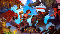 Cradle of magic: Card game, battle arena, rpg APK