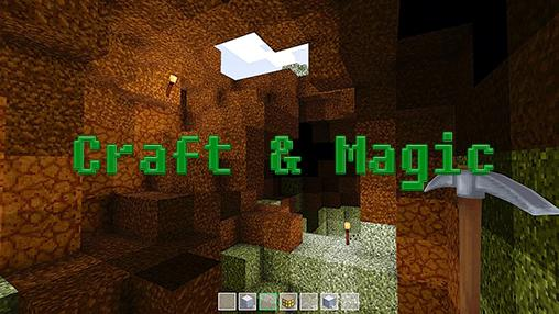 Craft And Magic Für Android Kostenlos Herunterladen Spiel Handwerk - Minecraft kostenlos spielen auf tablet