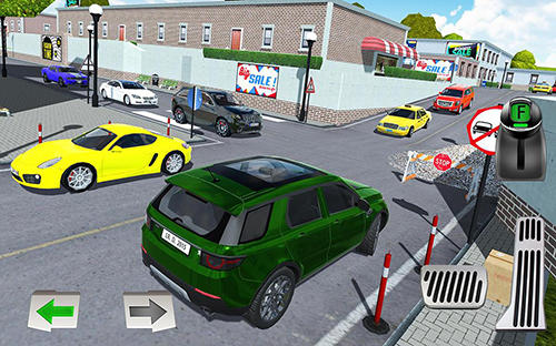 Screenshots do Crash city: Heavy traffic drive - Perigoso para tablet e celular Android.