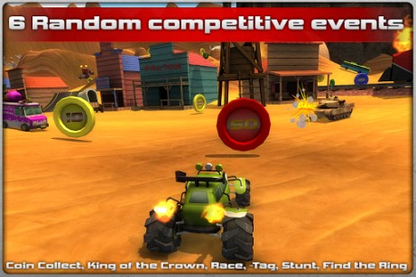 Fun Run - Multiplayer Race screenshot 1