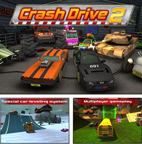 In addition to the game Monkey Boxing for Android phones and tablets, you can also download Crash drive 2 for free.