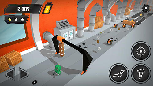 Screenshots von Crashbots für Android-Tablet, Smartphone.