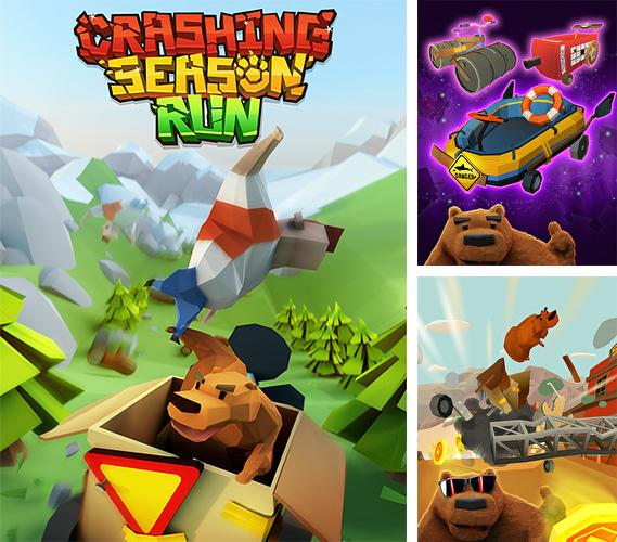 In addition to the game Mahjong crimes for Android phones and tablets, you can also download Crashing season run for free.