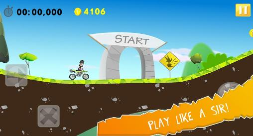 Screenshots do Crashtest hero: Motocross - Perigoso para tablet e celular Android.